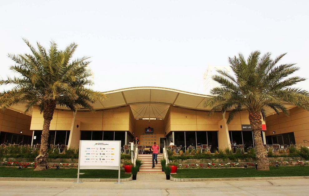 2451 За кадром Гран При Бахрейна 2012