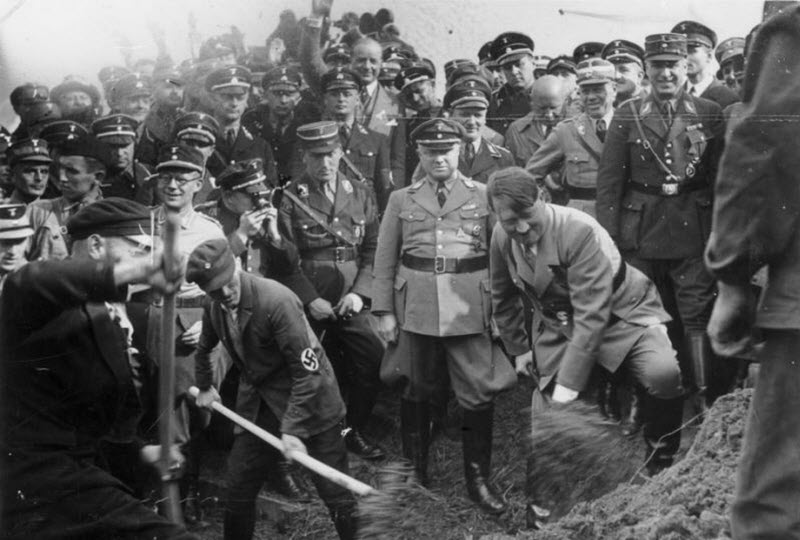 a history of hitlers road to the leadership of germany Hitler's rise and fall: timeline hitler is now the leader of the second largest party in germany unpicks the question of how history should view adolf hitler.
