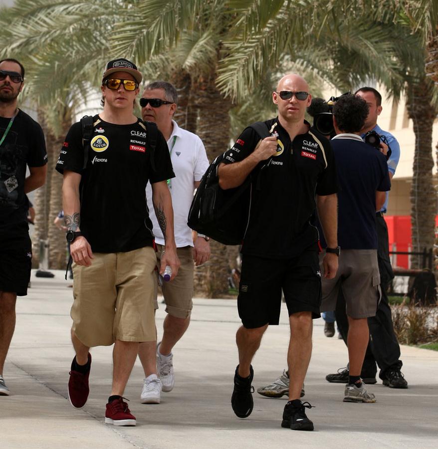 2546 За кадром Гран При Бахрейна 2012