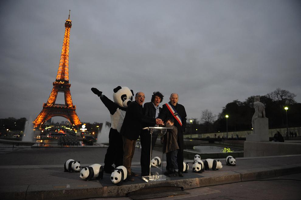 255 Час Земли 2012