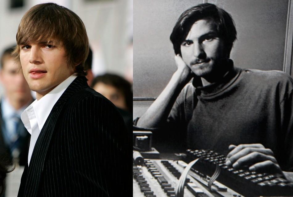 256430 ashton kutcher to play steve jobs in jobs biopic  Эштона Катчера утвердили на главную роль в фильме о Стиве Джобсе
