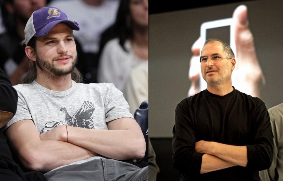 256431 ashton kutcher to play steve jobs in jobs biopic  Эштона Катчера утвердили на главную роль в фильме о Стиве Джобсе