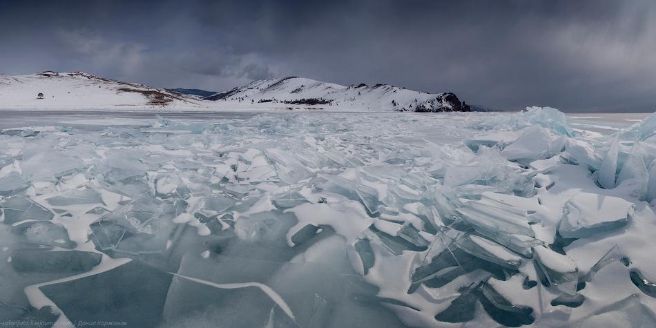 2620 Тонкие струны Байкала или 400 км на коньках