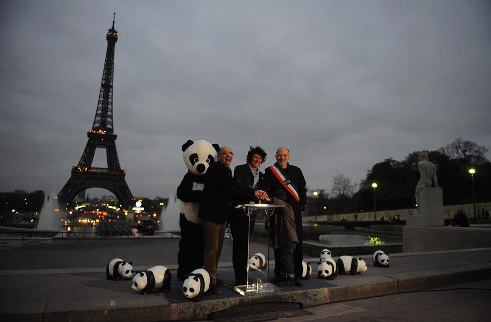 265 Час Земли 2012
