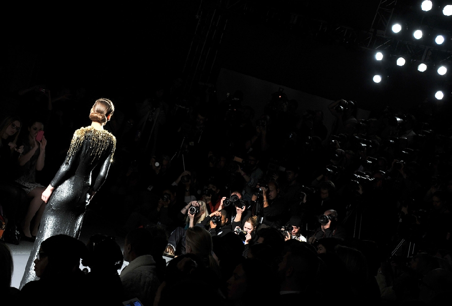 267 За кулисами нью йоркской недели моды сезона осень 2012