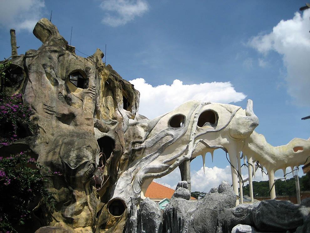 крейзи дом во вьетнаме фото учреждении под орлом
