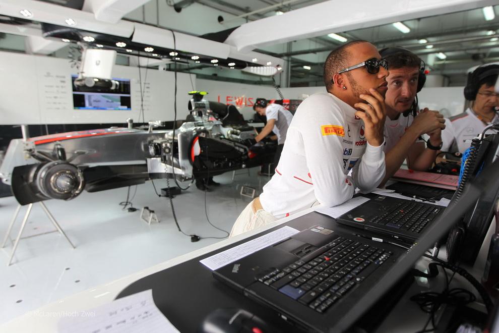 2738 За кадром Гран При Бахрейна 2012