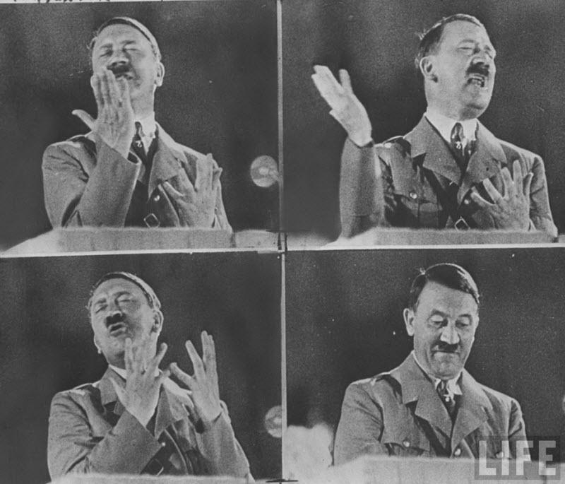 279 Жизнь Адольфа Гитлера в фотографиях