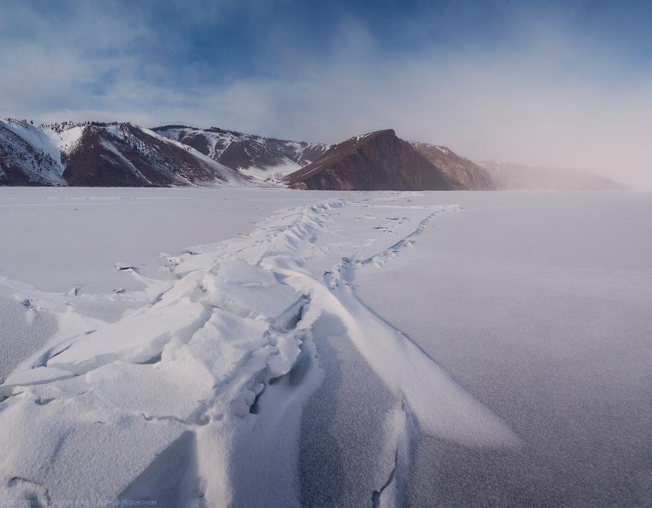 2818 Тонкие струны Байкала или 400 км на коньках