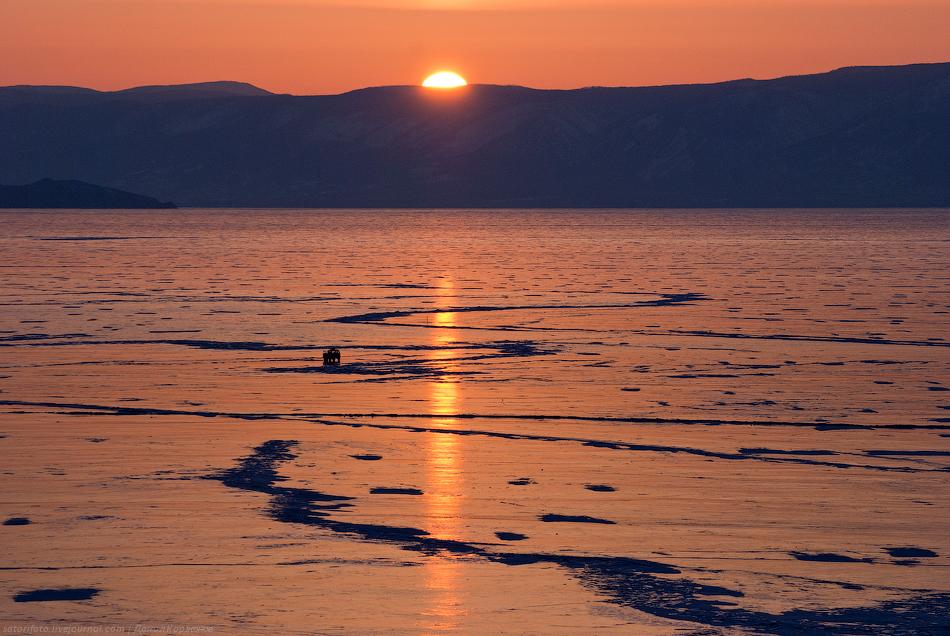 2919 Тонкие струны Байкала или 400 км на коньках (Часть 2)
