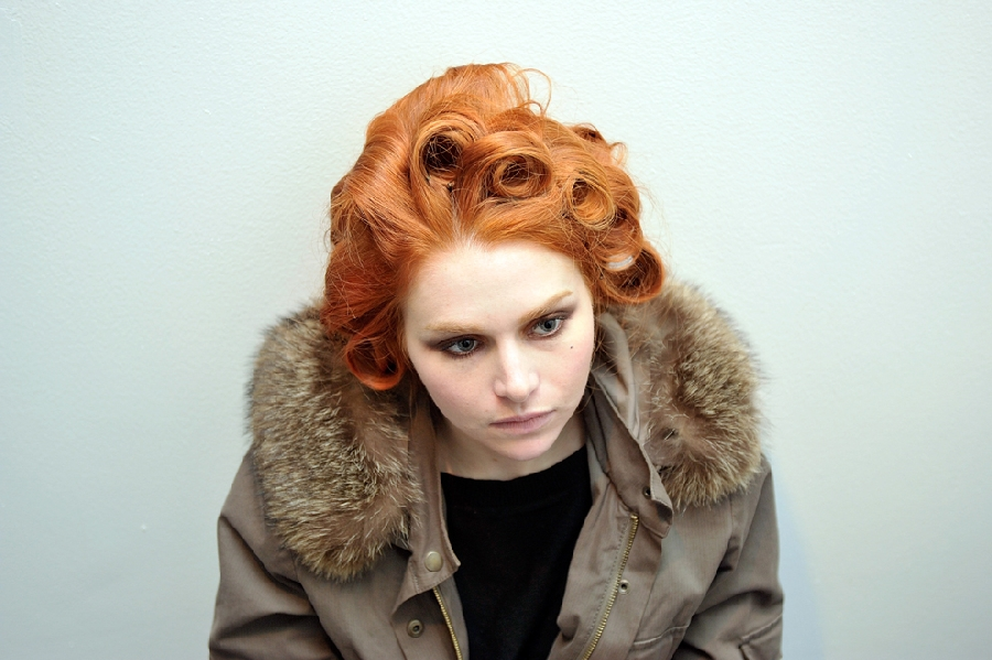 295 За кулисами нью йоркской недели моды сезона осень 2012