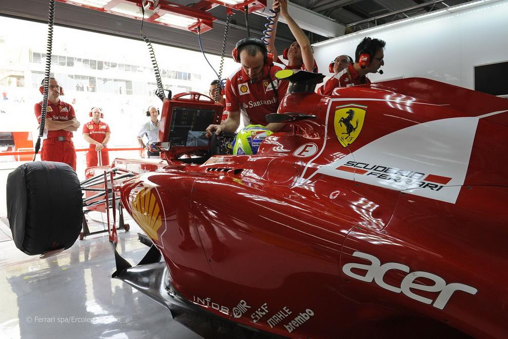 3031 За кадром Гран При Бахрейна 2012