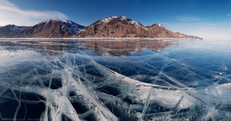 3131 Тонкие струны Байкала или 400 км на коньках