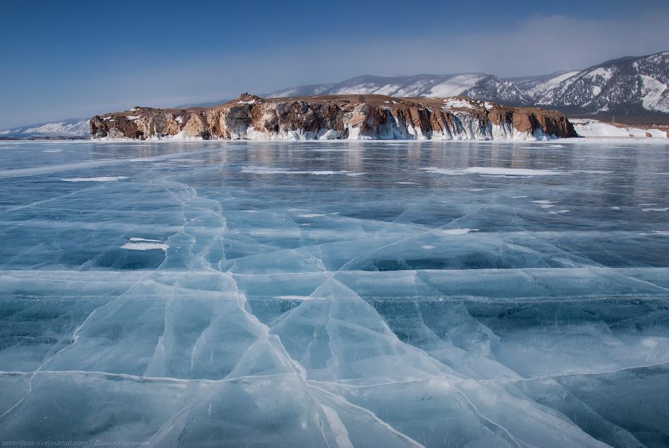 3141 Тонкие струны Байкала или 400 км на коньках (Часть 2)
