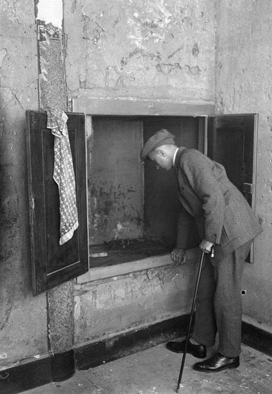 3146 Фриц Хаарманн   убийца вампир, любитель сосисок с человечиной