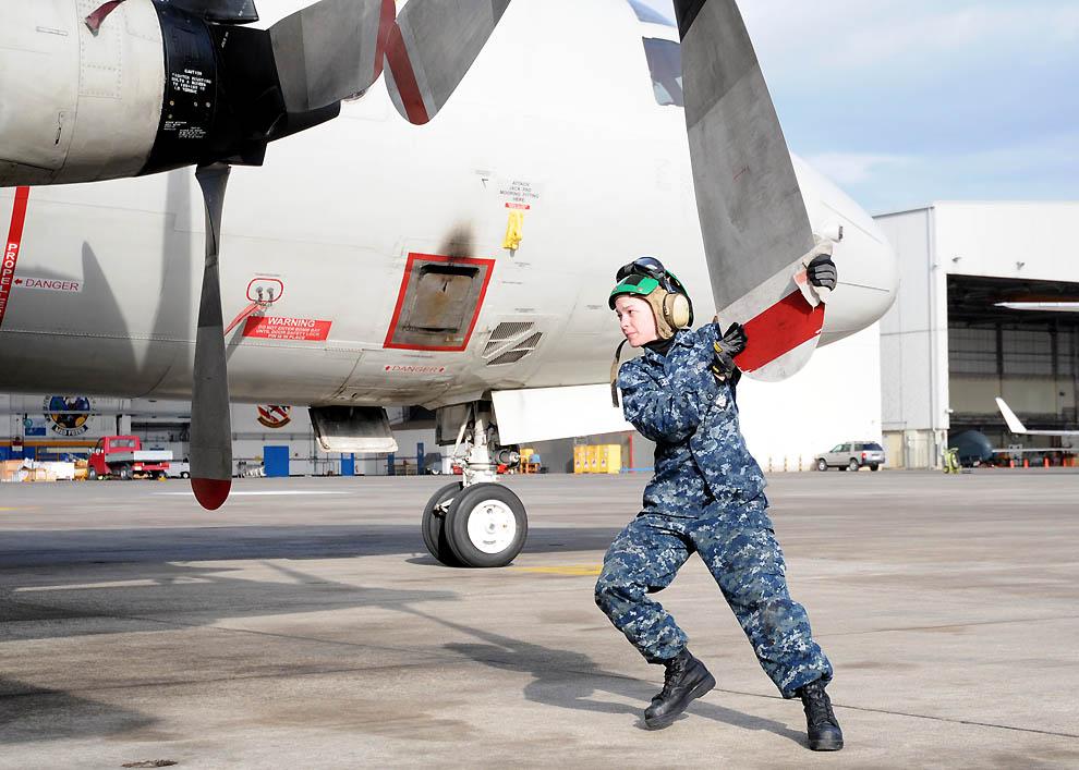 3149 Женщины в американской армии