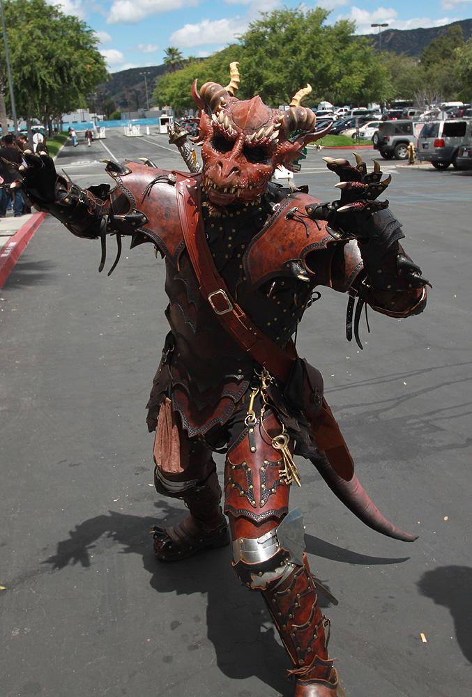 3160 Бал монстров   Выставка Monsterpalooza