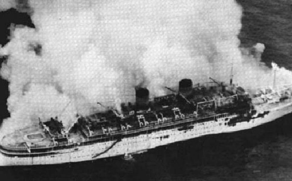 3176 Катастрофы на семи морях