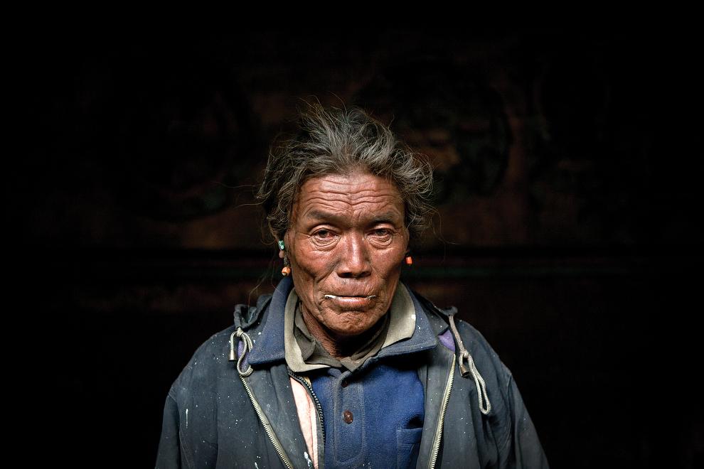 3186 Монтанг: бывшее королевство Ло в Непале