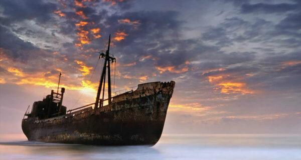 25 брошенных кораблей со всегомира