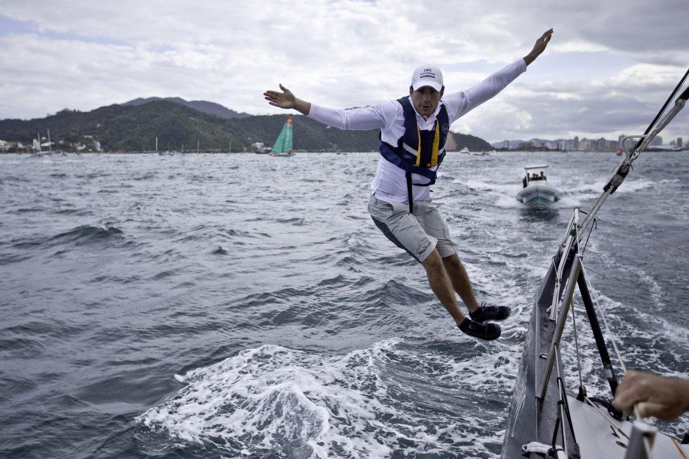 3209 Кругосветная регата «Volvo Ocean Race» направляется в Майями