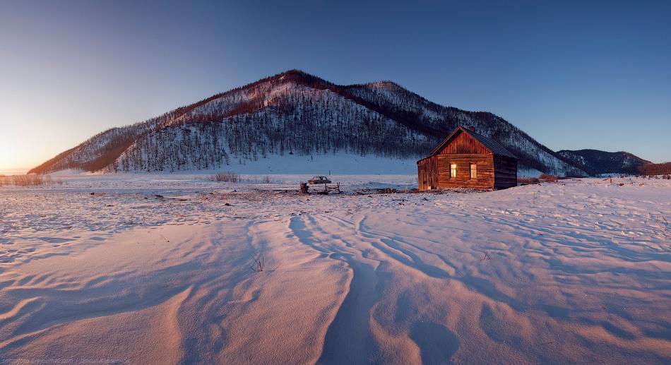 3216 Тонкие струны Байкала или 400 км на коньках