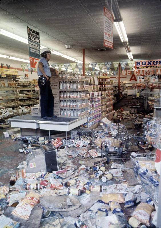 3240 Американский бунт. Детройт, 1967 год