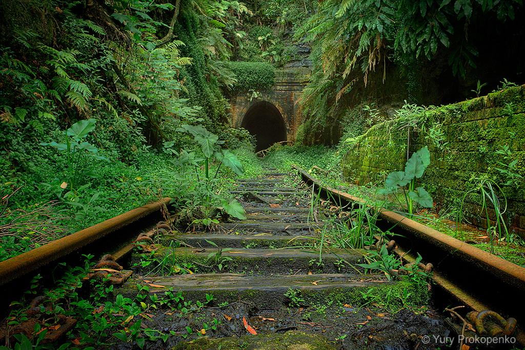 3252 Заброшенные железные дороги