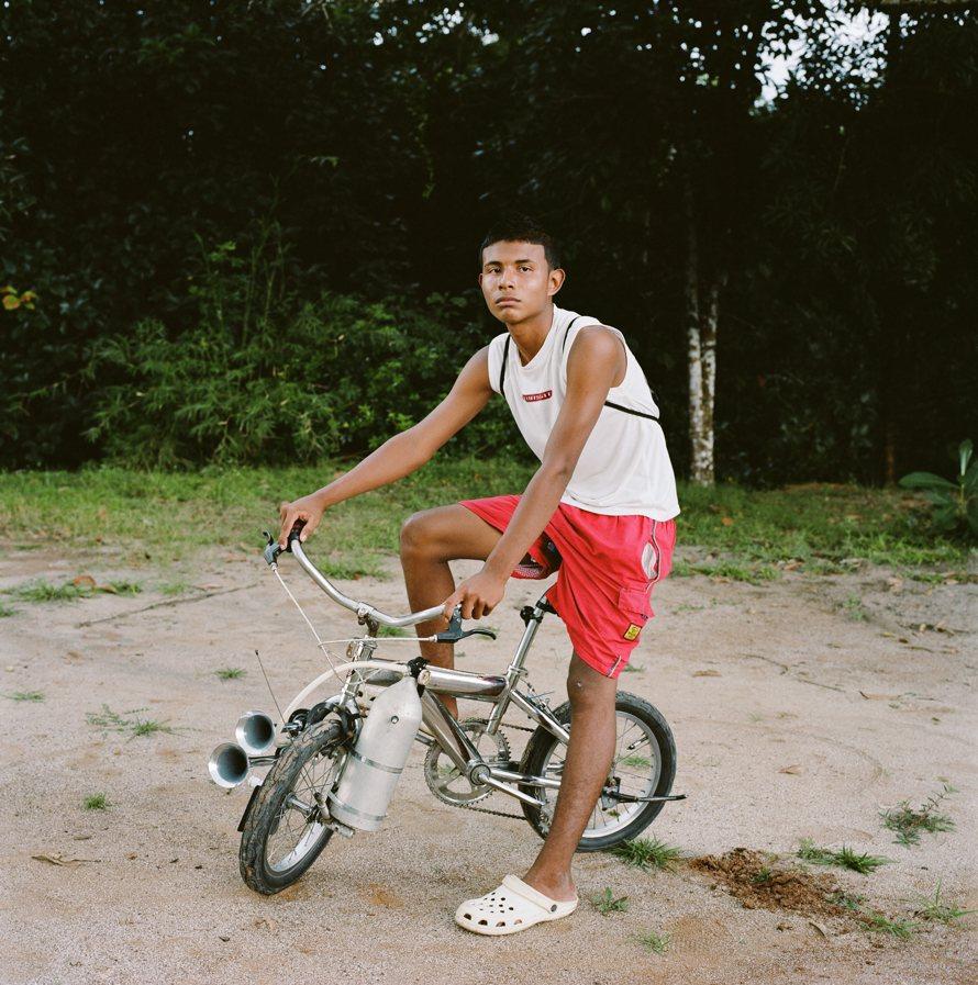 3266 Панамские велосипедисты в фотопроекте Priti Baiks