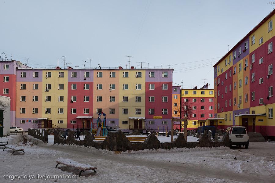 328 Экспедиция на Чукотку: Билибино   самый дорогой город на Земле
