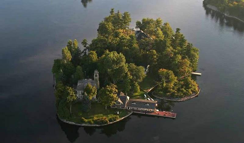 3322 Сад богов   область 1000 островов