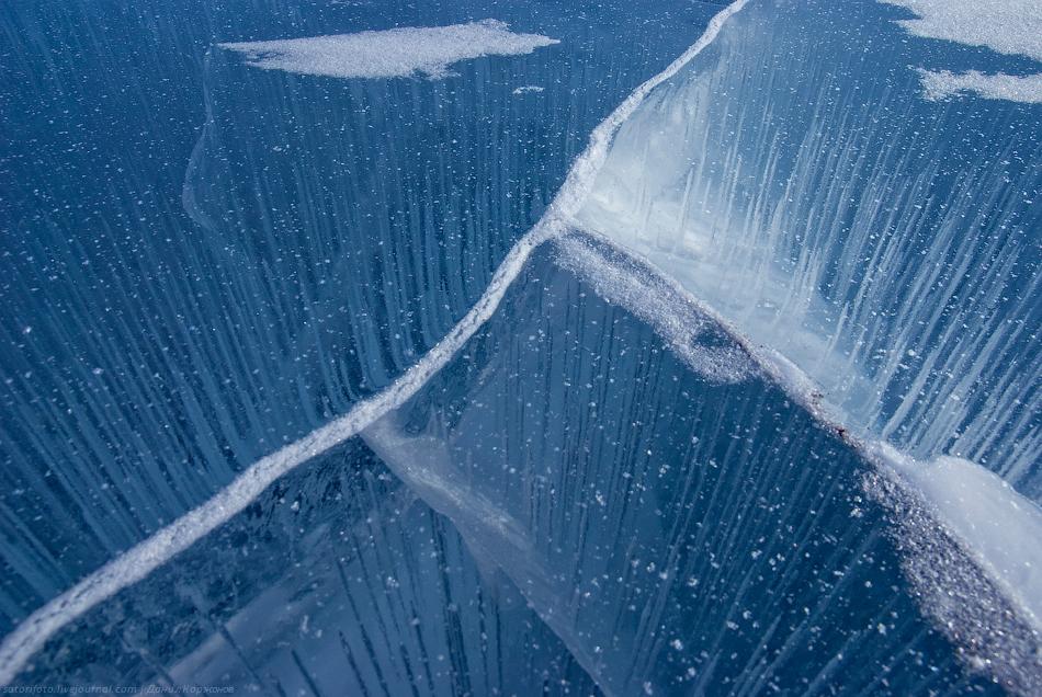 3411 Тонкие струны Байкала или 400 км на коньках