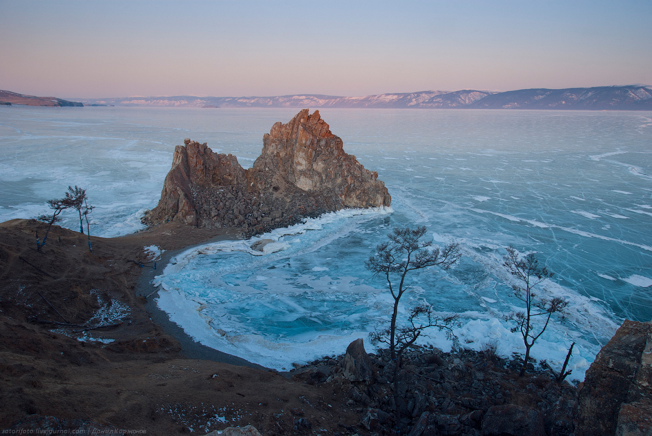 3412 Тонкие струны Байкала или 400 км на коньках (Часть 2)