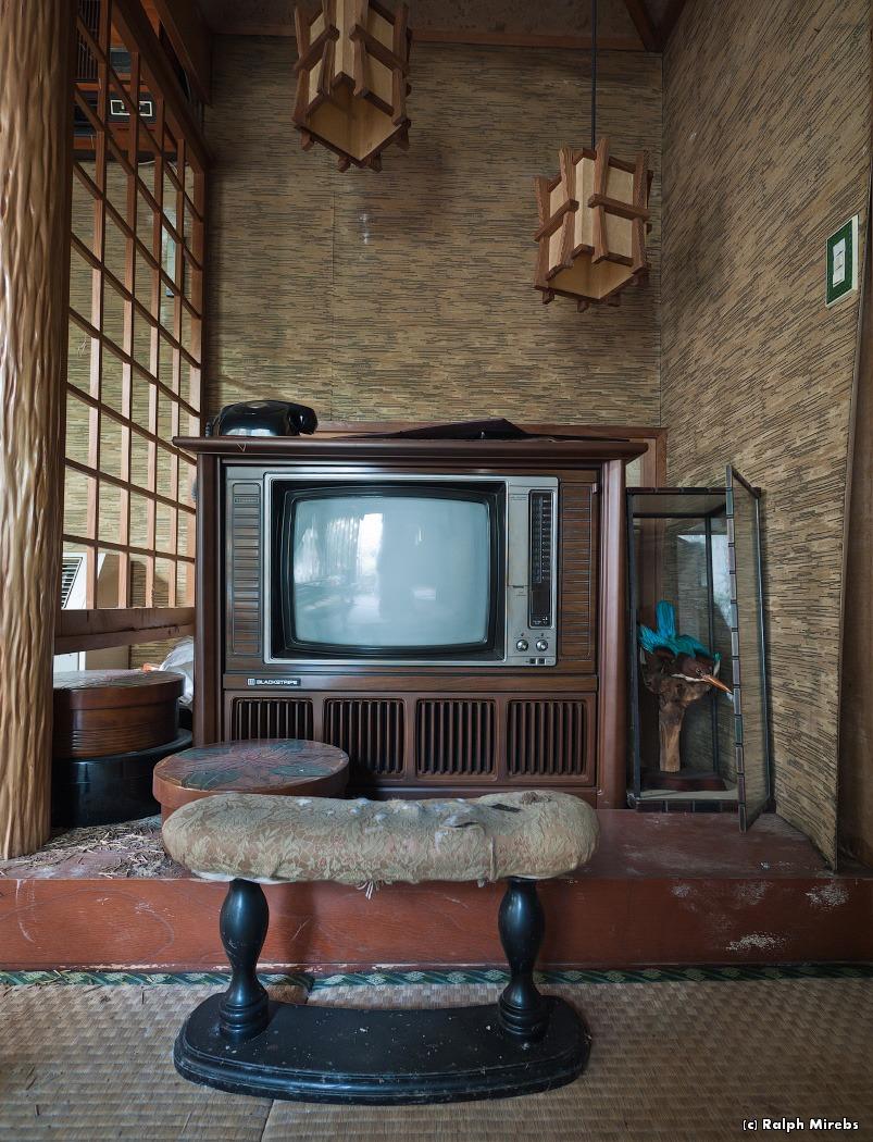 3510 Заброшенный отель в Японии