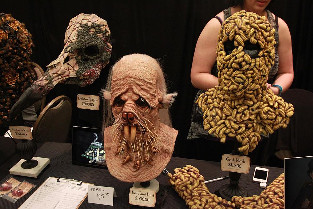 3514 Бал монстров   Выставка Monsterpalooza