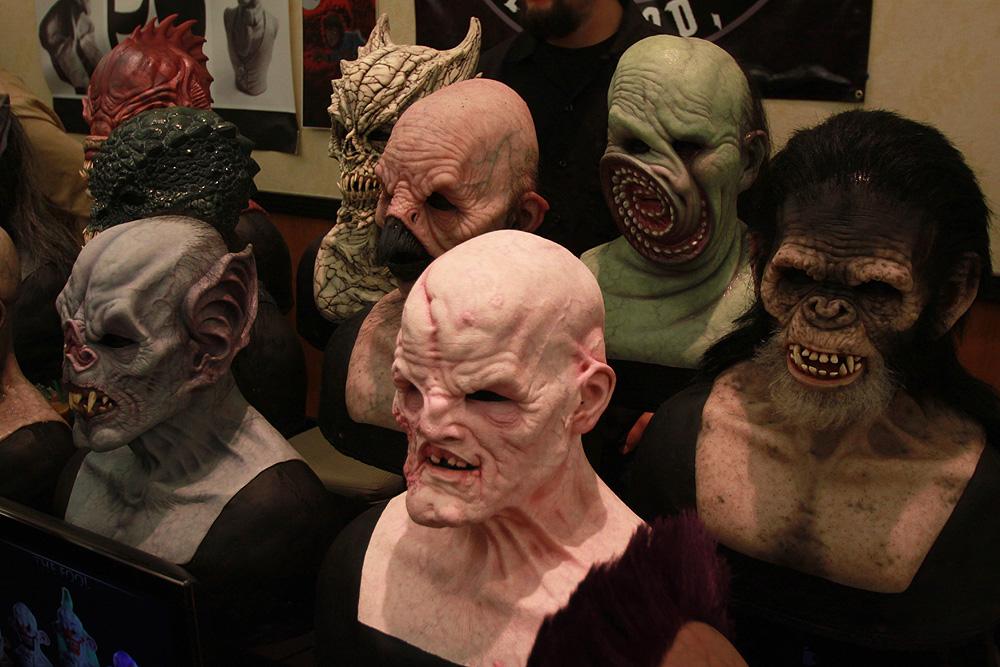 3614 Бал монстров   Выставка Monsterpalooza
