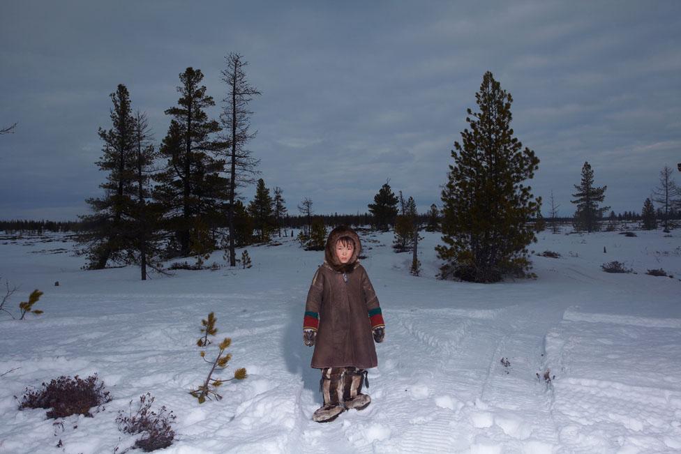 3624 Фотопутешествие на Ямал: линия Севера
