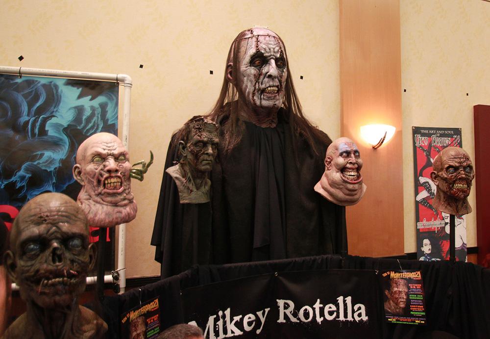 3714 Бал монстров   Выставка Monsterpalooza