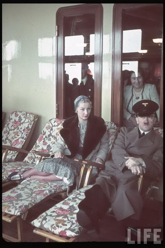 376 Жизнь Адольфа Гитлера в фотографиях