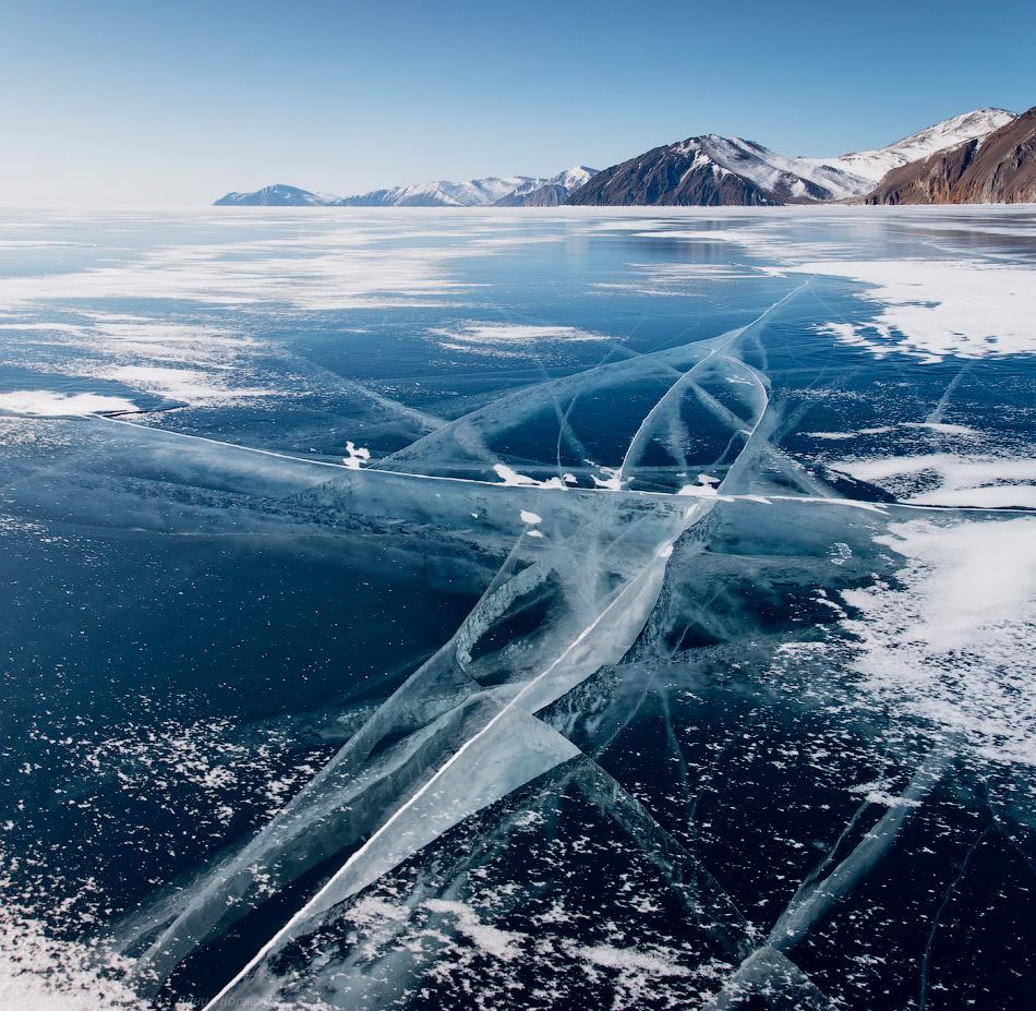 3811 Тонкие струны Байкала или 400 км на коньках