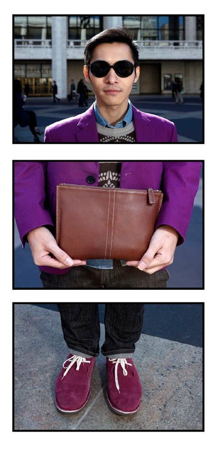 384 За кулисами нью йоркской недели моды сезона осень 2012