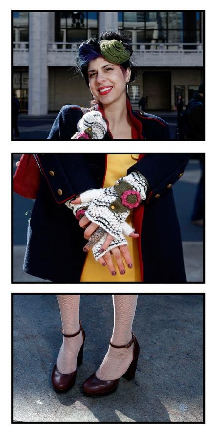 394 За кулисами нью йоркской недели моды сезона осень 2012