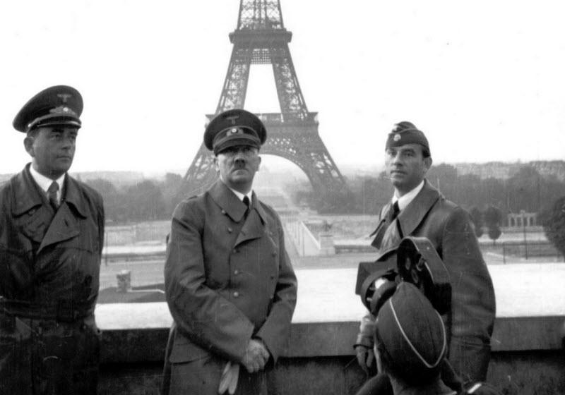 406 Жизнь Адольфа Гитлера в фотографиях