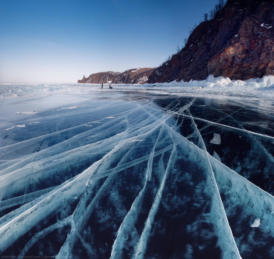 4116 Тонкие струны Байкала или 400 км на коньках (Часть 2)