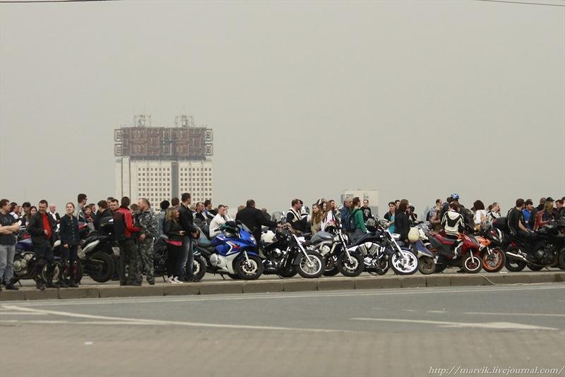 4172 Открытие мотосезона 2012