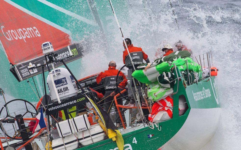 4175 Кругосветная регата «Volvo Ocean Race» направляется в Майями