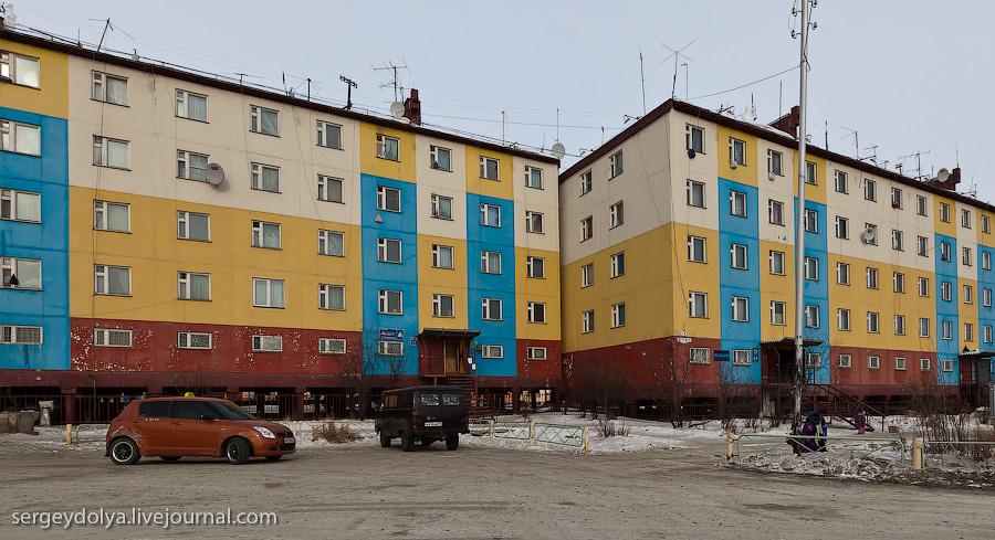 418 Экспедиция на Чукотку: Билибино   самый дорогой город на Земле