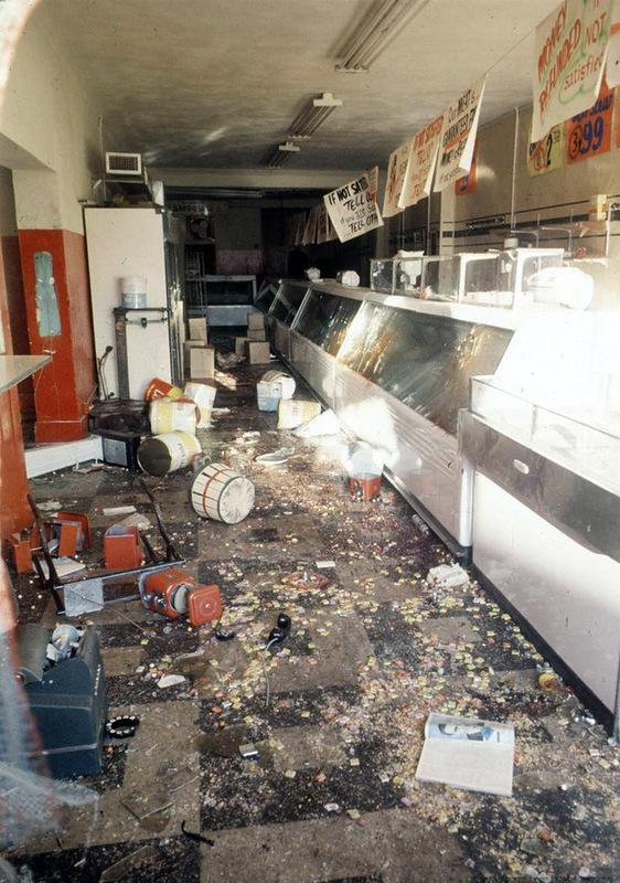 4186 Американский бунт. Детройт, 1967 год