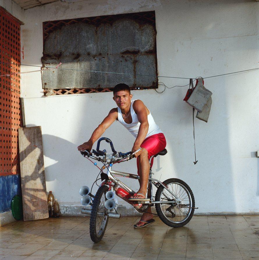 4222 Панамские велосипедисты в фотопроекте Priti Baiks