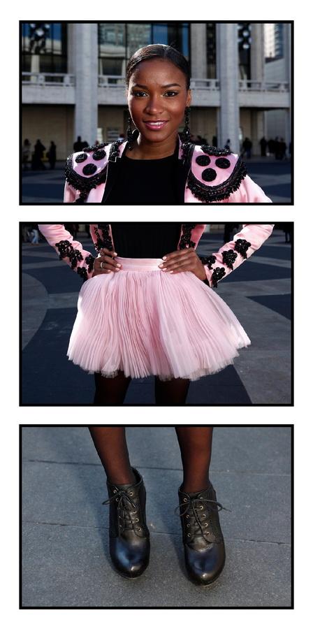 427 За кулисами нью йоркской недели моды сезона осень 2012